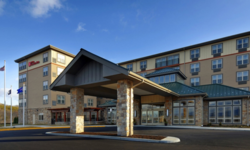 Hilton Garden Inn in Roanoke