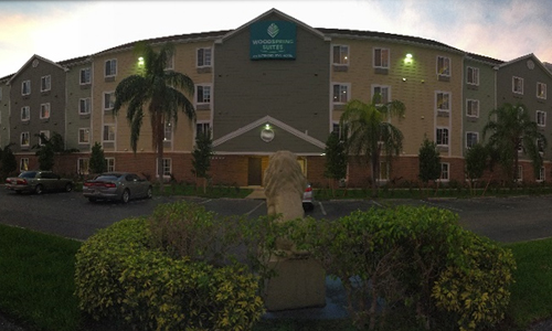 WoodSpring Suites in Largo