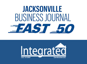 Jacksonville Business Journal's Fast 50 Award